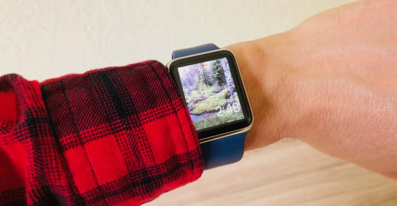 Cómo fijar un foto como watch face en tu Apple Watch