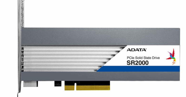 Photo of ADATA SR2000CP, nuevo SSD empresarial con PCI-Express 3.0 x8