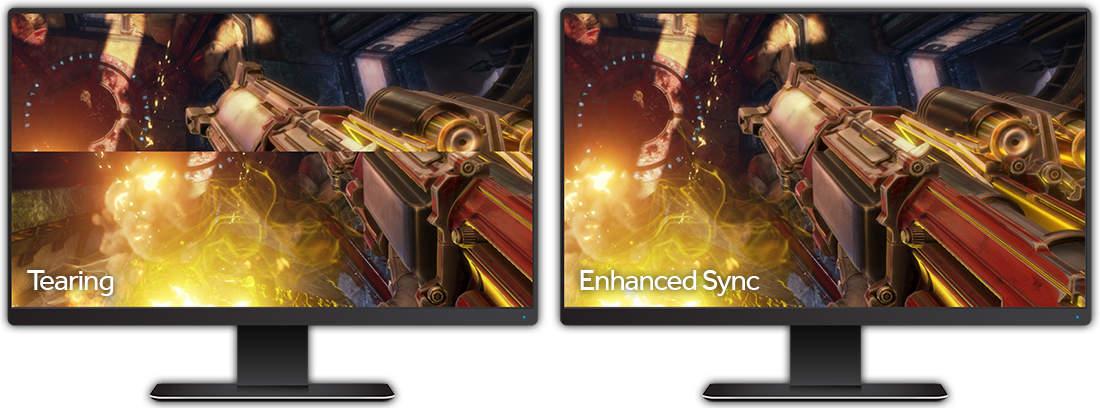 AMDmuestra como activar su tecnología Enhanced Sync