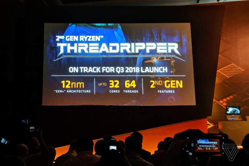 Ryzen Threadripper de segunda generación tendrá 32 núcleos