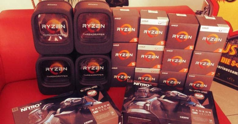 Photo of AMD está enviando kits de CPUs y tarjetas gráficas a los desarrolladores