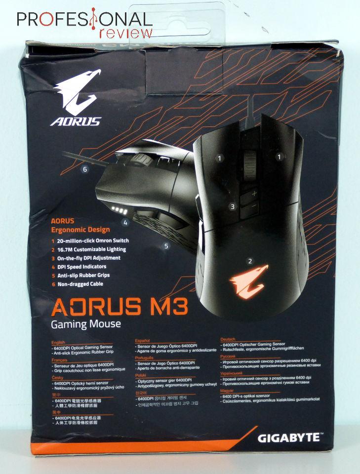 Aorus M3 Review
