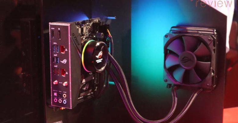 Photo of ASUS presenta sus serie de refrigeración líquida ROG Ryuo