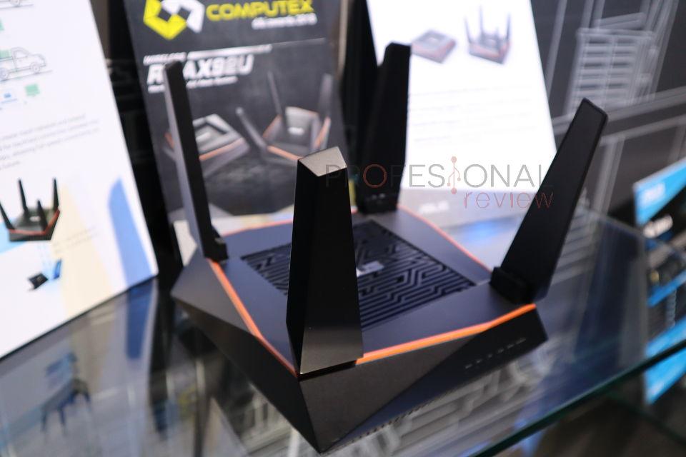 Asus AiMesh AX6100, primer sistema mesh con WiFi ac