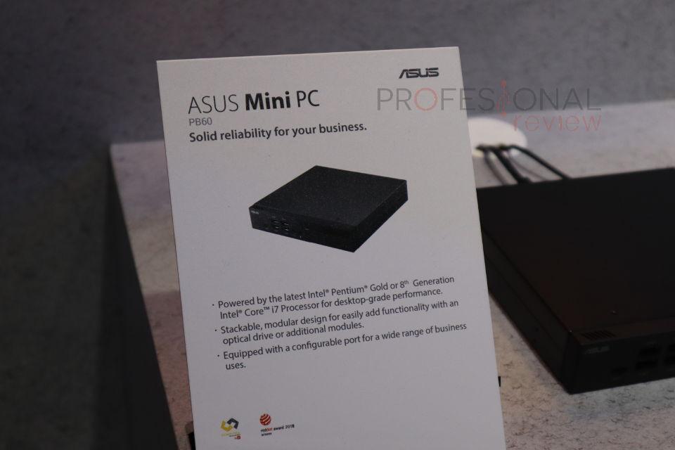 Asus Mini PC PB60