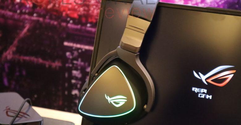 Photo of Nuevo headset Asus ROG Delta, ratón ROG Gladius II Wireless y alfombrilla ROG Balteus Qi