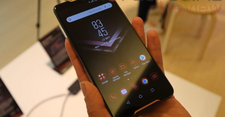 Photo of El ASUS ROG Phone no recibiría Android Pie