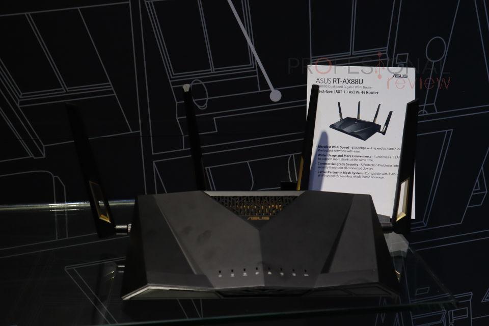 Asus RT-AX88U, otro router con WiFi ac