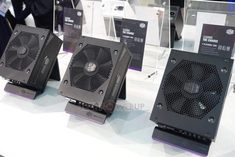 Cooler Master V Series Platinum ahora en 850 W, 1000 W y 1300 W