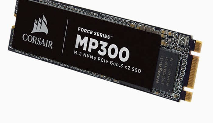 Photo of Corsair MP300, un nuevo SSD NVMe económico y de grandes prestaciones