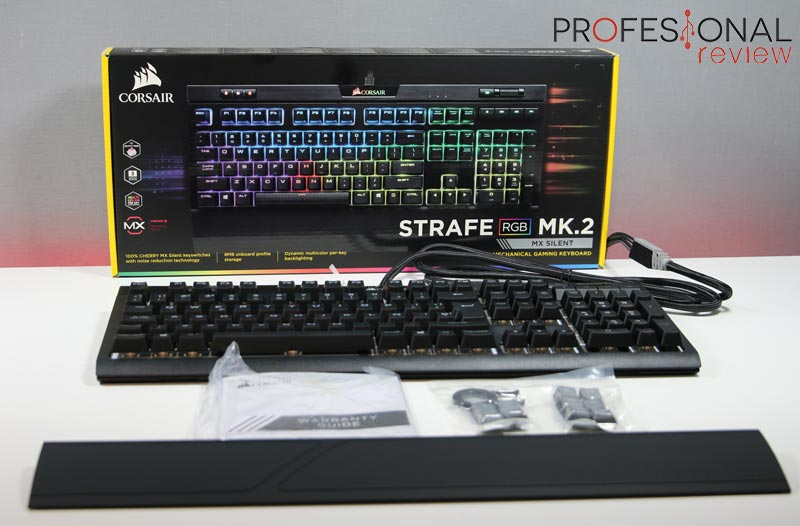 Corsair Strafe RGB MK.2