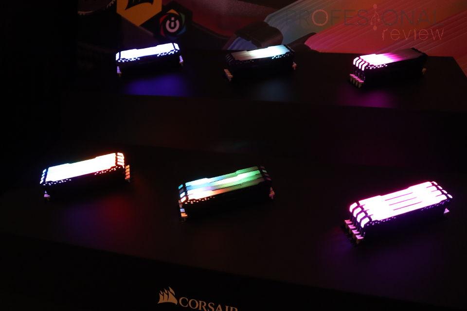Novedades de Corsair en Computex 2018