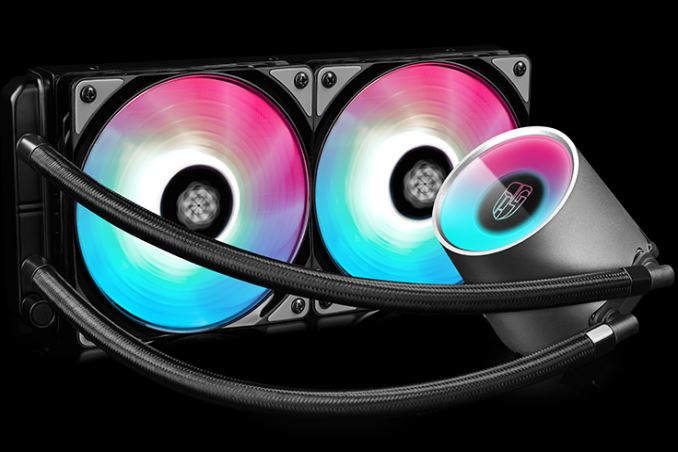 Nuevas líquidas Deepcool CASTLE 240/280 RGB