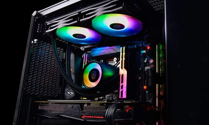 Deepcool CASTLE 240/280 RGB