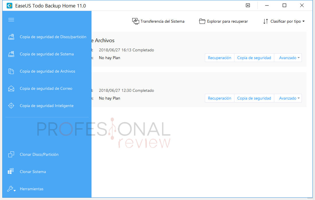 EaseUS Todo Backup Home 11 Review