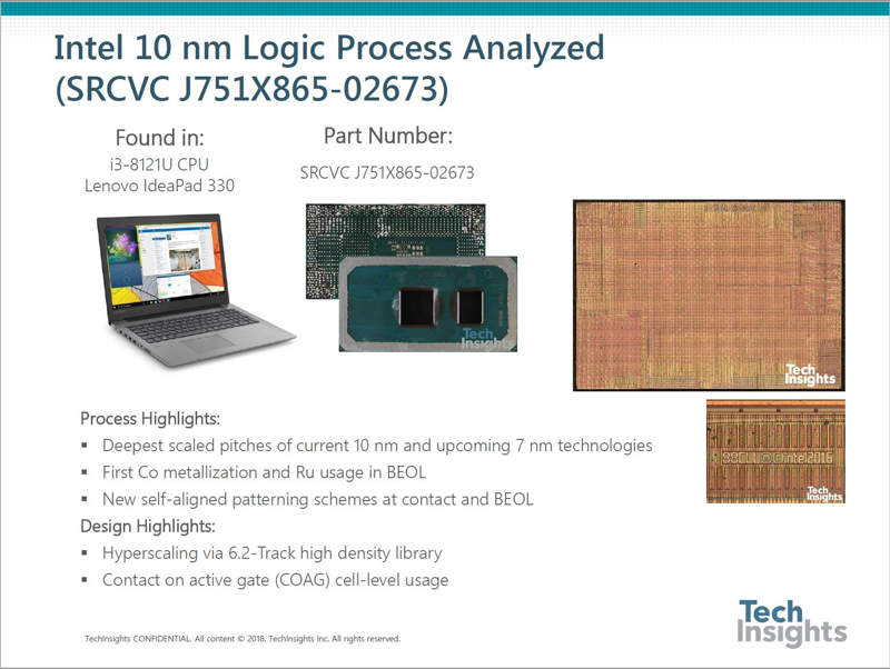 10 nm Tri-Gate