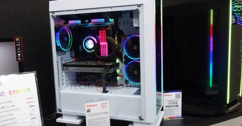 Photo of Enermax revela los chasis OSTROG ADV RGB y SABERAY blanco