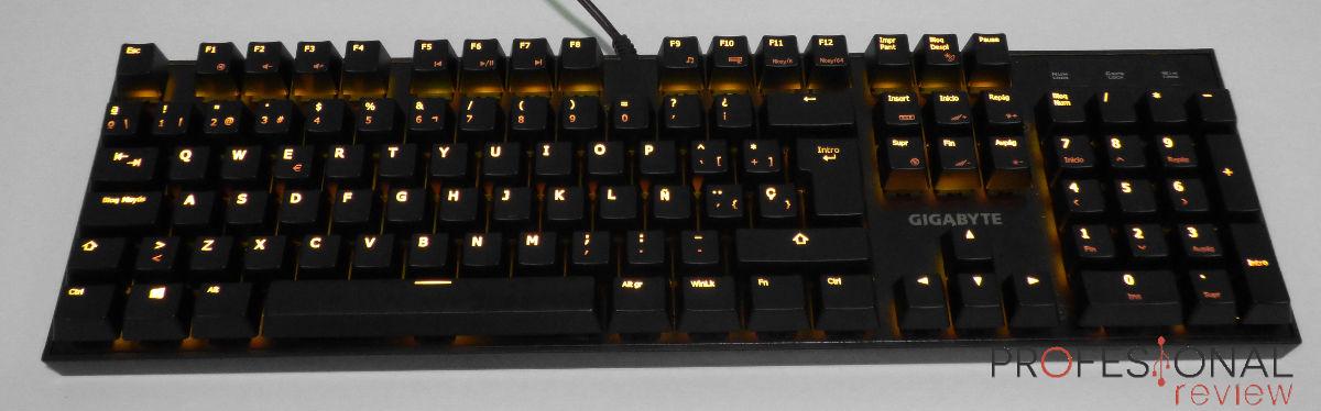 Gigabyte Force K85 RGB Review