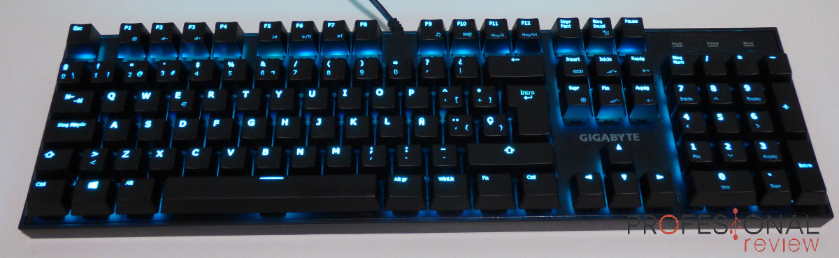 Gigabyte Force K85 RGB Review