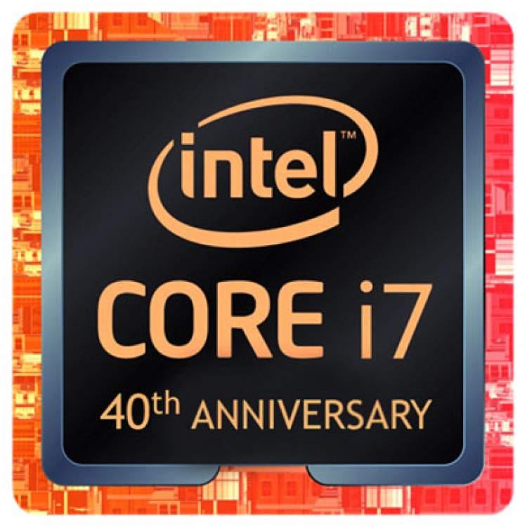 Intel Core i7 8086K ya a la venta en Reino Unido