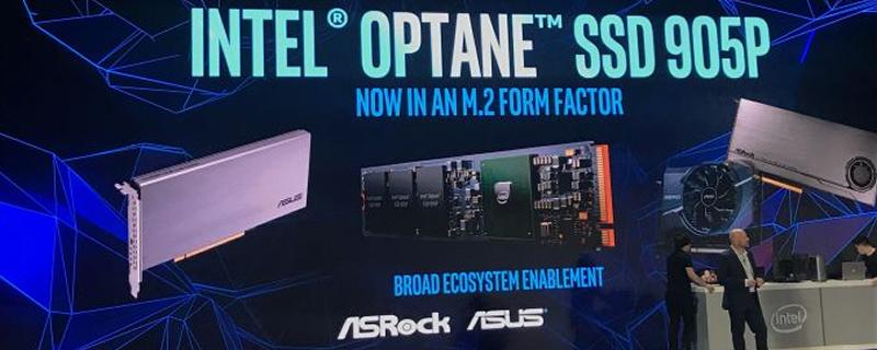 Intel Optane 905P ahora estará disponible en un factor de forma M.2