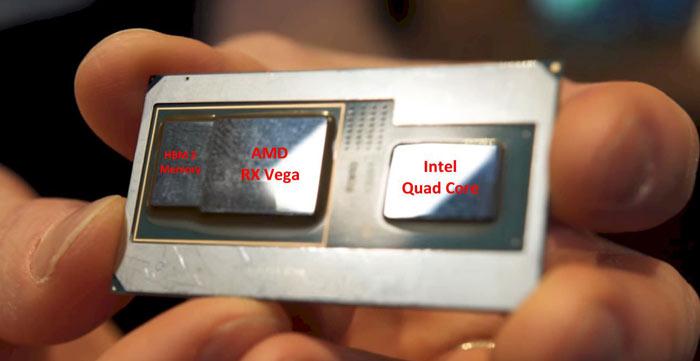 Intel actualiza los drives gráficos para los procesadores Kaby Lake-G