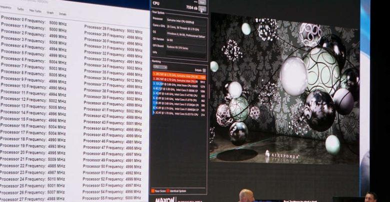 Photo of Intel muestra un procesador con 28 núcleos a 5 GHz