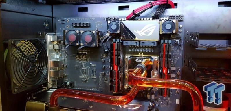 Intel muestra un procesador con 28 núcleos a 5 GHz