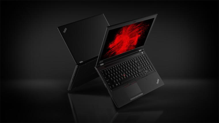 Nuevo workstation Lenovo ThinkPad P52