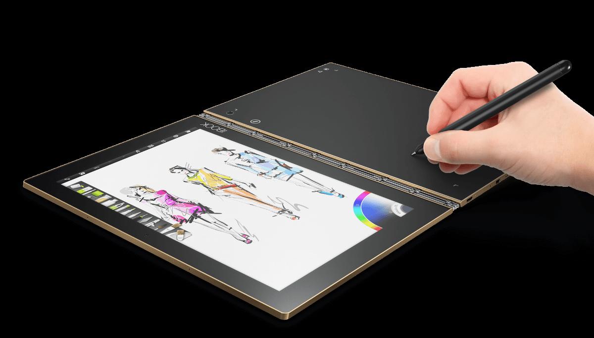 Lenovo Yoga Book tendrá un sucesor