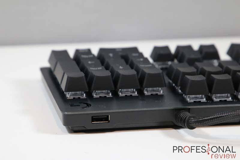 Logitech G513 Carbon HUB USB