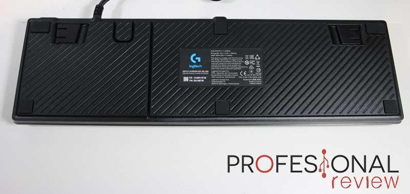 Logitech G513 Carbon review