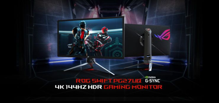 G-Sync HDR