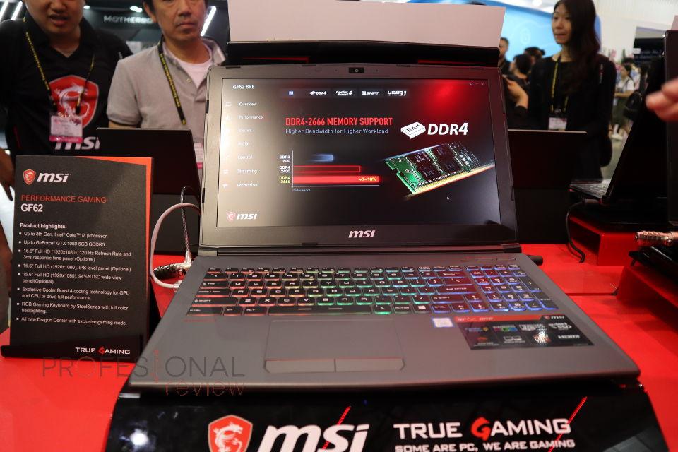 MSI GF62