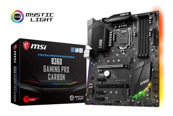 Photo of MSI presenta nuevas placas base B360, X299 y tarjetas GTX 1070/1080 Ti