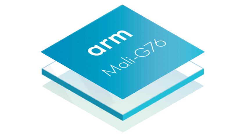 Mali-G76 es la GPU de nueva generación de ARM