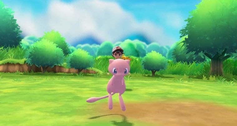Photo of Poké Ball Plus será necesario para hacerse con Mew en Pokémon Let's Go