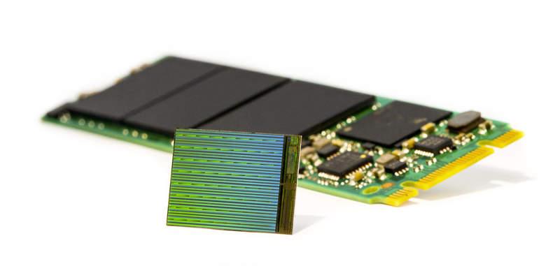 Micron ya tiene lista su tecnología NAND de 96 capas