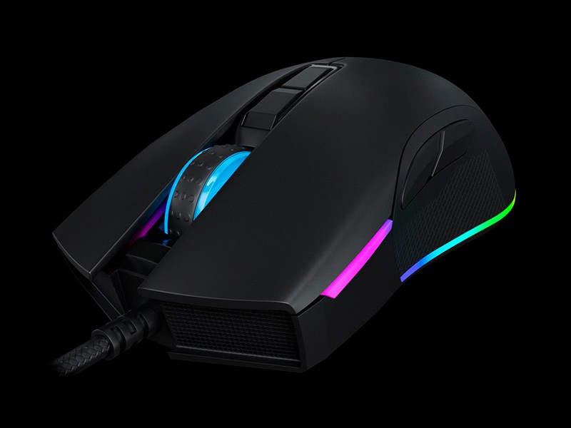 Nuevo ratón Newskill Eos con PMW 3360