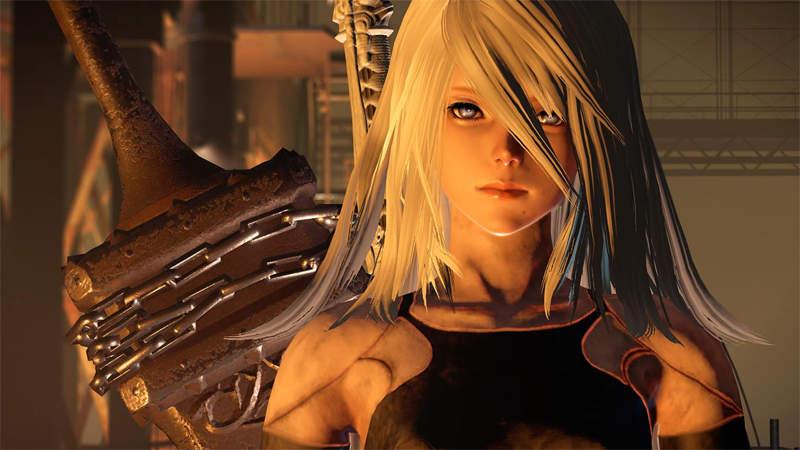 NieR: Automata Become as Gods Edition ya disponible en la Microsoft Store