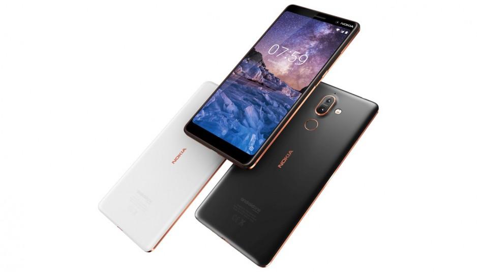 Nokia 7 Plus problemas Android P