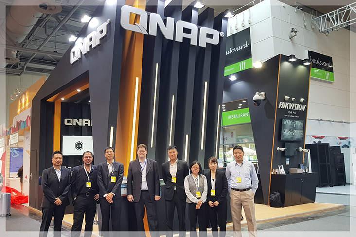 Novedades de QNAP en el CeBit