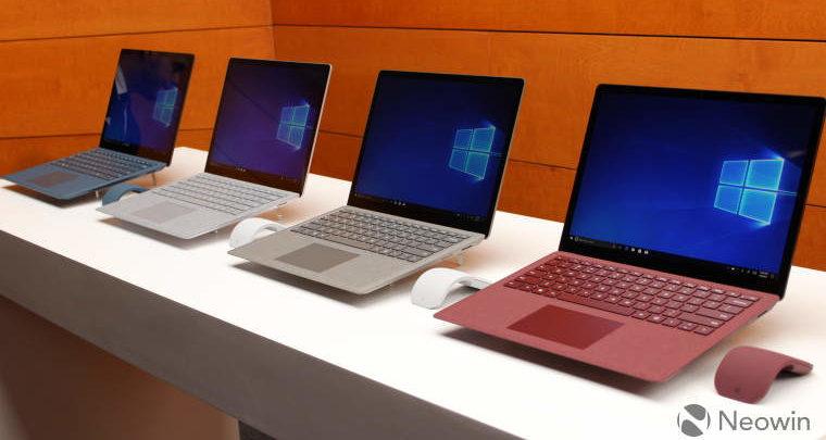Photo of Nuevo modelo de Surface Laptop con 8 GB por el mismo precio que el de 4 GB