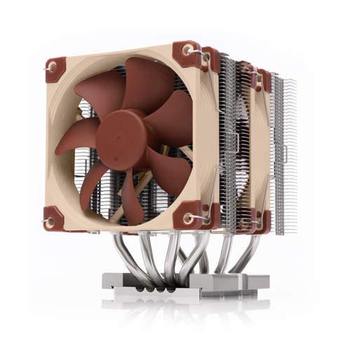 Nuevos disipadores Noctua para Intel LGA3647 1