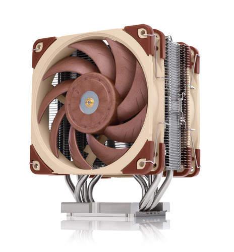 Nuevos disipadores Noctua para Intel LGA3647