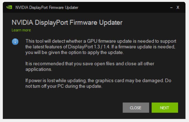 Nvidia ha solucionado los problemas de DisplayPort 1.4 y 1.3