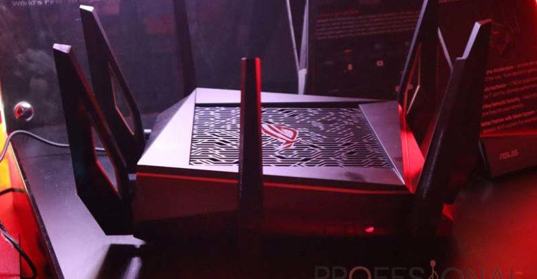 Photo of Asus ROG Rapture GT-AX11000, el primer router Wi-Fi 802.11ax del mercado
