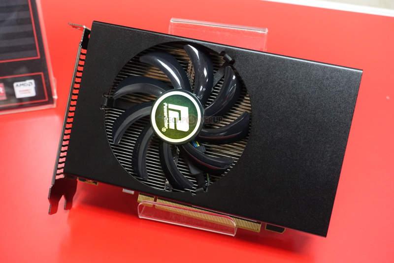 Radeon RX Vega 56 Nano se deja ver en la Computex 2018