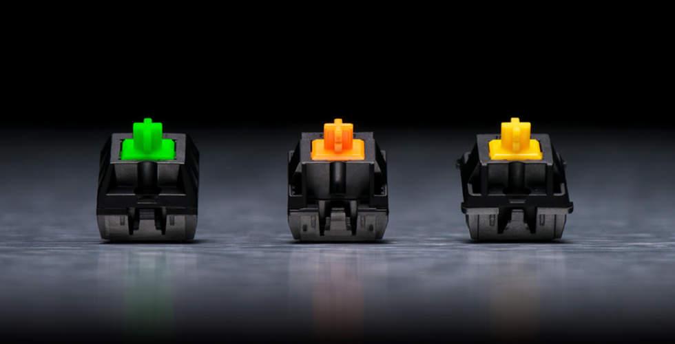 Razer ofrece sus switches a otros fabricantes