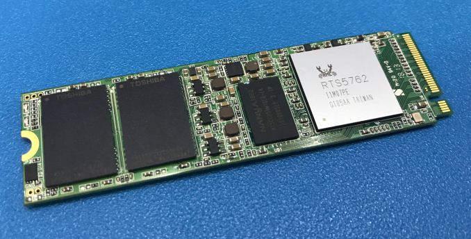 Realtek RTS5762, la controladora NVMe más rápida